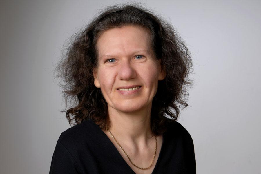 Hospizverein Bayreuth e. V. | Hauptamtliche Mitarbeiterin Marita Wagner