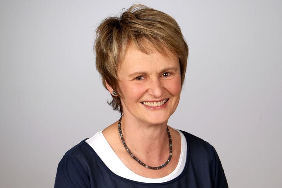 Hospizverein Bayreuth e. V. | Hauptamtliche Mitarbeiterin Sigrid Görner