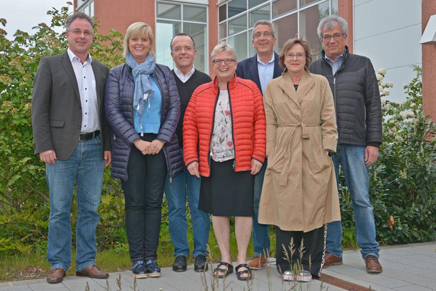 Vorstand des Hospizvereins Bayreuth e. V.